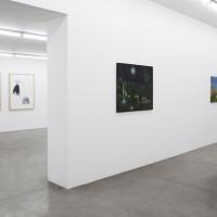 Vista de instalación, 2017. Cortesía de Hache Galería, Buenos Aires.