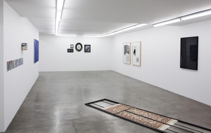 Lo firme en el centro encuentra correspondencia, Hache Galería, Buenos Aires, Argentina, 2017_7