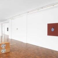 Céu Torto, installation view, BFA Boatos Fine Arts, Sao Paulo. Courtesy of the artists and BFA Boatos Fine Arts.