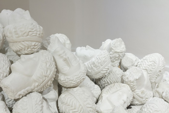 Paráfrasis del estrago: Cynthia Gutiérrez en el Museo de Arte Raúl Anguiano, Guadalajara, México