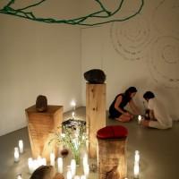 Michael Linares, Future Exhibition, 2017. Cortesía del artista y Galería Agustina Ferreyra, Puerto Rico. Michael Linares ©