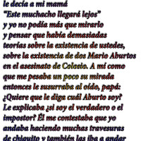 Paloma Contreras Lomas. Fragmento de texto, parte del Proyecto para el Instituto del Fascismo, 2017.