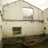 Manuel Chavajay Moralez, Casa hundida (Flooded House), 2015. Fotografía / Photography. Edición de 5 ejemplares / Edition of 5.
