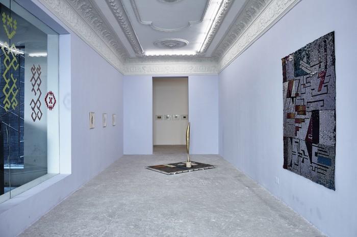 Vistas de sala Espejo Negro 1
