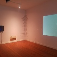 Installation view, 2017. Courtesy of Lawndale Art Center, Houston.