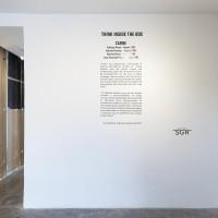 Texto de exposición. Cortesía de CARNE