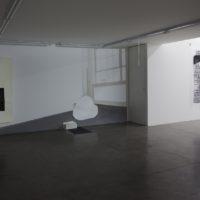 Sofía Quirno. Importa un pepino, curaduría Guido Ignatti, Hache Galería, Buenos Aires, Argentina, 2017. Fotografía: Ignacio Iasparra