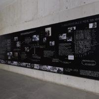 Vista de la exposición Oscar Masotta. La teoría como acción. Museo Universitario Arte Contemporáneo, 2017. Fotografía: Oliver Santana. Cortesía MUAC.
