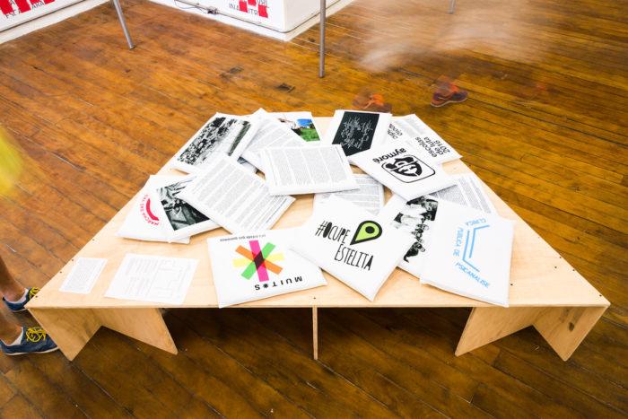 newflags among pedagogical cushions