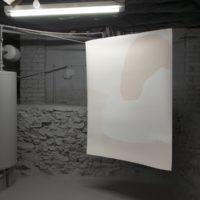 Spectating, black & white silver gelatin photogram, 2017. Courtesy of Good Enough