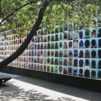 Anouk Kruithof, Ahead, 2017. Vista de instalación en Centro de la Imagen. Cortesía de la artista y Centro de la Imagen, Ciudad de México.