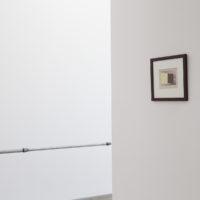 Jaime Tarazona, Furnivals Inn, Holborn, 2010. Acrylic on etching.