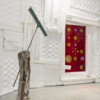 Diego Bianchi, El presente está encantador, 2017. Installation view. Courtesy of Museo de Arte Moderno Buenos Aires