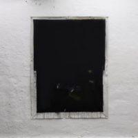 Giancarlo Scaglia, Tres islas. Óleo sobre lienzo. 200 x 160 cm. Cortesía de Sagrada Mercancía y Revolver Galería. Fotografía: Felipe Ugalde