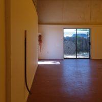 Installation view. Matthew Schrader, ground, 2017. Courtesy of Radical Abacus, Santa Fe.