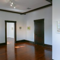 Installation view. Courtesy of Jonathan Hopson, Houston.