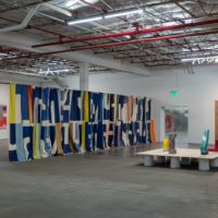 Pia Camil. Bara, Bara, Bara. Installation view at Dallas Contemporary, 2017. Photo: Kevin Todora. Courtesy of Dallas Contemporary