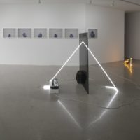 Richard T. Walker, installation view of More/Than/This, curated by Julio César Morales. Courtesy of CURRO gallery