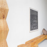 Installation view. Diego Pérez, The Future Belongs to Philophotology. Courtesy of Galería Alterna, Mexico City