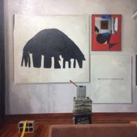 Collector's Choice. Óleo sobre lienzo. 175 x 135 cm. Cortesía de Ginsberg Galería