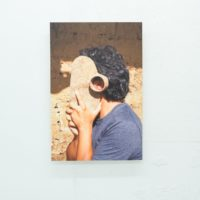 Fernando Poyón, Resonancia, 2016. Fotografía sobre cintra. 58.42 x 86.36 cm. Cortesía de Km 0.2