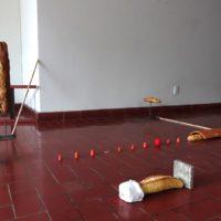 Iván Krassoievitch, Ni pies ni cabeza, 2017. Imagen cortesía de Guadalajara90210