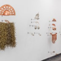 Installation view. Image courtesy of House of Gaga, Mexico City.