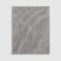 Relevo (arado), 2017. 60 x 47 x 4 cm. Courtesy of Central Galeria.