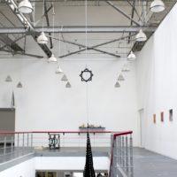 Vista de instalación, 2017. Cortesía: Local 21. Espacios Alternativos de Arte. Foto: Hernán Cortés.