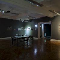 Vista de instalación. Multitud Marica, 2017. Imagen cortesía del Museo de la Solidaridad Salvador Allende.