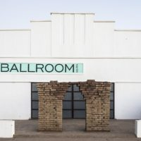 Installation view. Image courtesy of Ballroom Marfa.