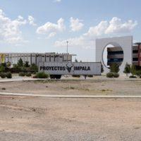 Proyectos Impala en Ciudad Universitaria, Ciudad Juárez. Cortesía de Proyectos Impala. Fotografía: Proyectos Impala.