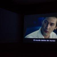 Octavio Abúndez; El sueño,de la serie Podríamos estar mucho mejor, 2017. Video instalación, 10'56