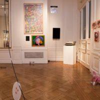 Vista de instalación. Imagen cortesía de Fundación ICBC, Buenos Aires.