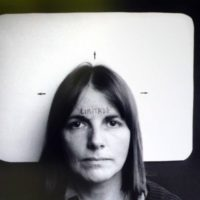 Marie Orensanz (Argentinean, b. 1936), Limitada (Limited), 1978. Black-and- white photograph,. 13 3/4 × 19 11/16 in. (35 × 50 cm). Collection of Marie Orensanz; courtesy Alejandra Von Hartz Gallery. ©Marie Orensanz.