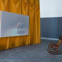 Tania Bruguera, Instituto de Artivismo Hannah Arendt (INSTAR), 2016–ongoing. Installation view, Tania Bruguera: Talking to Power / Hablándole al Poder, Yerba Buena Center for the Arts, San Francisco, 2017. Courtesy Yerba Buena Center for the Arts. Photographs by Charlie Villyard.