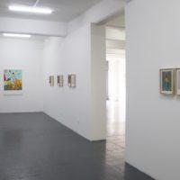 Installation view. Image courtesy of Galería Karen Huber.