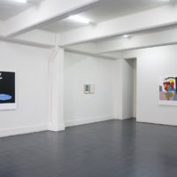 Installation view. Image courtesy of Galería Karen Huber.