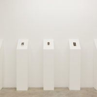 Installation view (SANGREE). Image courtesy of Ruberta