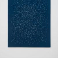 Jorge Méndez Blake, Dismantling Gorostiza (Notes on Poetry. Poetic Substance) / Desmantelando a Gorostiza (Notas sobre poesía. Substancia Poética), 2017, Acrylic on linen, 60 x 47.9 inches