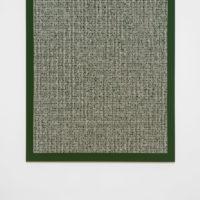 Jorge Méndez Blake, Dismantling Gorostiza (Poema frustrado) / Desmantelando a Gorostiza (Poema frustrado), 2017, Acrylic on linen, 60 x 47.9 inches
