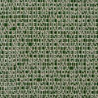 Detail, Jorge Méndez Blake, Dismantling Gorostiza (Poema frustrado) / Desmantelando a Gorostiza (Poema frustrado), 2017, Acrylic on linen, 60 x 47.9 inches
