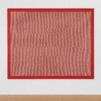 Jorge Méndez Blake, Dismantling Gorostiza (Muerte sin fin) / Desmantelando a Gorostiza (Muerte sin fin), 2017, Acrylic on linen, 78 x 95.7 inches