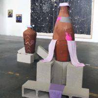 Obra de Patricia Dominguez (Patricia Ready, Santiago, Chile)