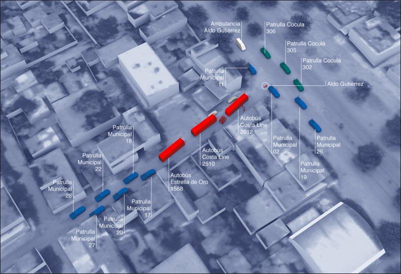 Forensic Architecture: Hacia una estética investigativa, at MUAC, Mexico City