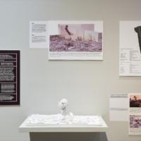 Forensic Architecture. Hacia una estética investigativa. Exhibition view. Image courtesy of Museo Universitario de Arte Contemproáneo (MUAC).