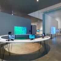 Forensic Architecture. Hacia una estética investigativa. Exhibition view. Image courtesy of Museo Universitario de Arte Contemporáneo (MUAC).