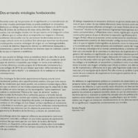 Vista de instalación de Sin título. De la Serie Liso y Corrugado, Luis Salazar, 2014, Papel glasé, tirro y grapas. 87,5 x 60,5 cm aprox., Cortesía: Carmen Araujo Arte, Crédito de la foto: Carmen Araujo Arte.