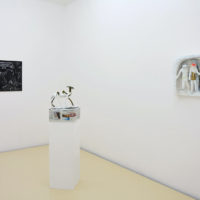 Installation view. Image courtesy of Lulu.