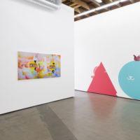 Installation view, 2017. © Adriana Minoliti. Courtesy Cherry and Martin, Los Angeles